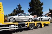 Réception de livraison voitures