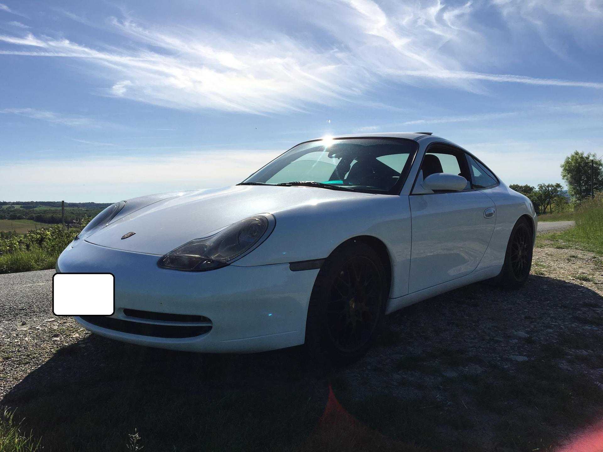 911/996 carrera 2
