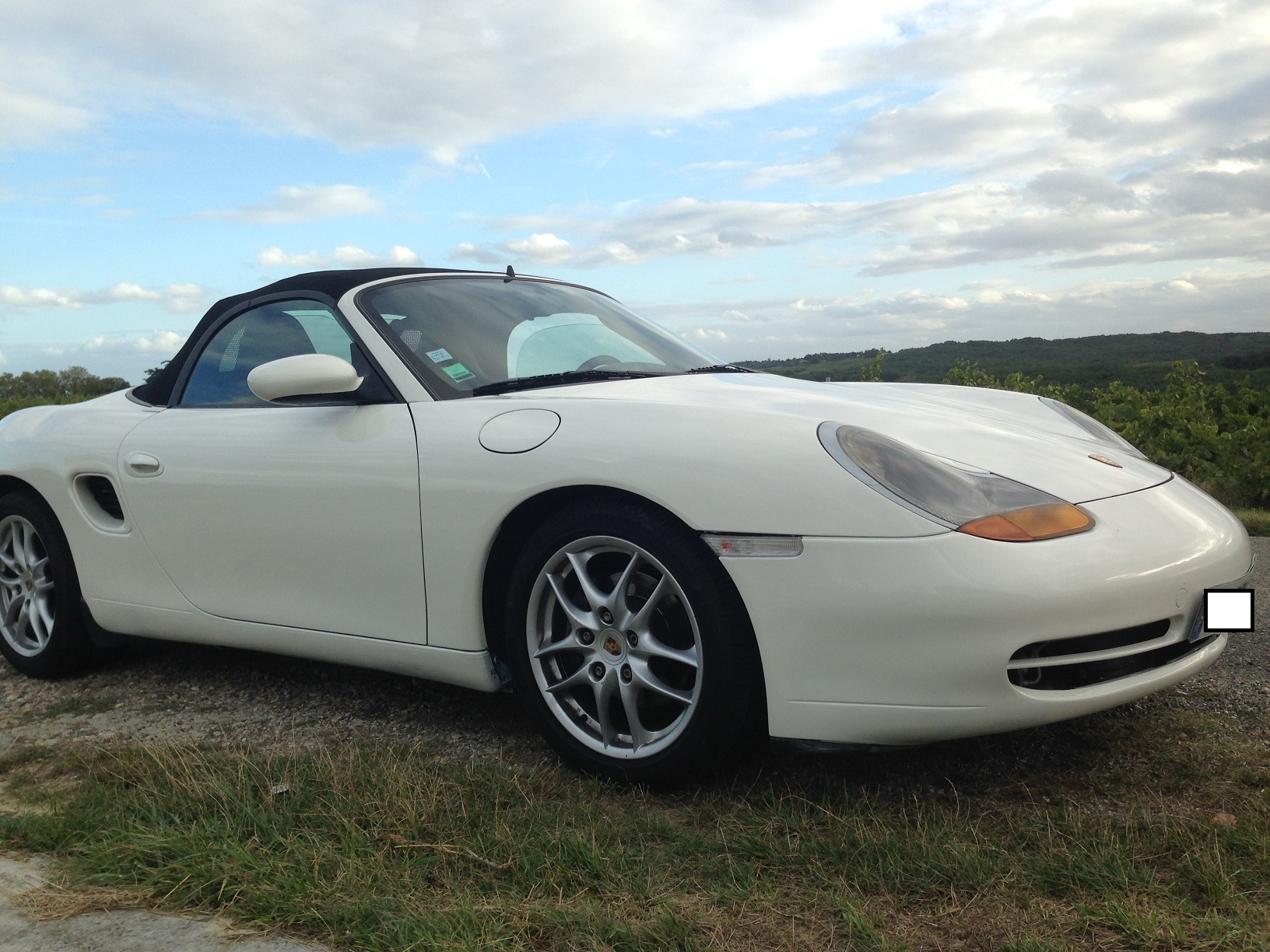 boxster 2,7L an 2000